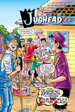 Archie Comics Cover: Jughead No.201 Print by Rex Lindsey