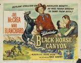 Black Horse Canyon Masterprint