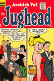 Archie Comics Retro: Jughead Comic Book Cover 52 (Aged) Prints