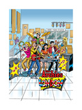 Archie Comics Cover: Archie Digest 257 The Archies Posters by Rex Lindsey