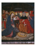 nativity  panel from the
