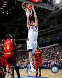 Dirk Nowitzki 2010-11 Action Photo