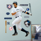 Alex Rodriguez Wall Decal