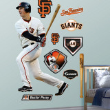Buster Posey Wall Decal