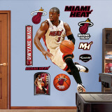 Dwyane Wade   Wall Decal