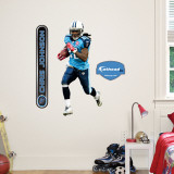 Chris Johnson Fathead Junior Wall Decal