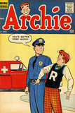 Archie Comics Retro: Archie Comic Book Cover 114 (Aged) Poster by Harry Lucey