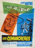 The Comancheros - French Style Masterprint