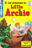 Archie Comics Retro: Little Archie Comic Book Cover No.18 (Aged) Art by Bob Bolling