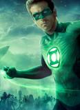 Green Lantern Masterprint