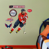 Alex Ovechkin Fathead Junior Wall Decal