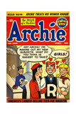 Archie Comics Retro: Archie Comic Book Cover No.69 (Aged) Prints
