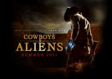 Cowboys and Aliens Masterprint