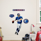 Eli Manning Fathead Junior Wall Decal