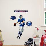 Eli Manning Fathead Junior Wall Decal