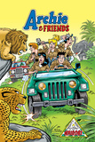 Archie Comics Cover: Archie &amp; Friends 119 Poster by Rex Lindsey