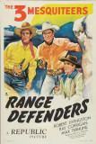 Range Defenders Masterprint