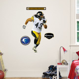 Troy Polamalu Fathead Junior Wall Decal