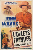 The Lawless Frontier Masterprint