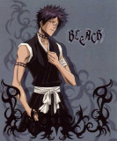 Bleach - Japanese Style Blue Masterprint