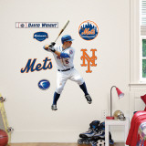 David Wright Fathead Junior Wall Decal