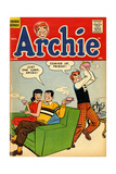 Archie Comics Retro: Archie Comic Book Cover No.105 (Aged) Art