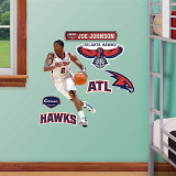 Joe Johnson Fathead Junior Wall Decal