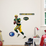 Aaron Rodgers Fathead Junior Wall Decal