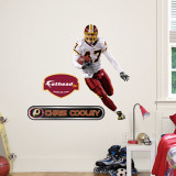 Chris Cooley Fathead Junior Wall Decal