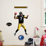 Ben Roethlisberger Fathead Junior Wall Decal