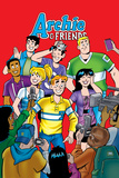 Archie Comics Cover: Archie & Friends No.123 Print by Fernando Ruiz