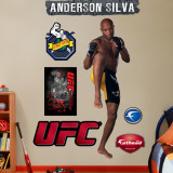 Anderson Silva Wall Decal