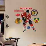 Jonathan Toews Fathead Junior Wall Decal