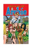 Archie Comics Cover: Archie 621 King Of The Lost Land! Posters by Fernando Ruiz