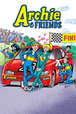 Archie Comics Cover: Archie &amp; Friends 113 Prints by Fernando Ruiz