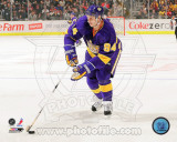 Ryan Smyth 2010-11 Action Photo