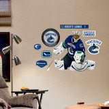 Roberto Luongo Fathead Junior Wall Decal