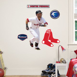 Dustin Pedroia Fathead Junior Wall Decal
