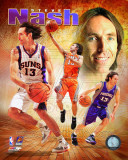 Steve Nash 2011 Portrait Plus Photo