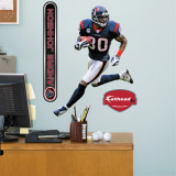Andre Johnson Fathead Junior Wall Decal