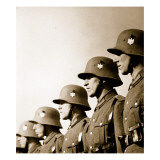 German Soldiers, from &#39;Germany: the Olympic Year&#39;, Pub. by Volk Und Reich Verlag Berlin, 1936 Giclee Print by German Photographer 