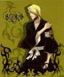 Bleach - Japanese Style Yellow Masterprint