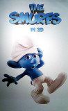 The Smurfs Masterprint