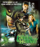 The Green Hornet - French Style Masterprint