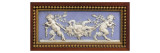 Panel from a Napoleon Iii Console, in the Manner of Jacob, by Maison Millet, Paris, C.1865 Giclee Print by Ambrosius The Elder Bosschaert