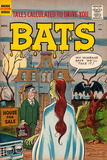 Archie Comics Retro: Bats Comic Book Cover (Aged) Prints