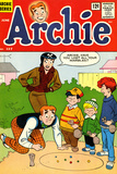 Archie Comics Retro: Archie Comic Book Cover #137 (Aged) Pôsters