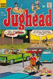 Archie Comics Retro: Jughead Comic Book Cover No.185 (Aged) Plakater