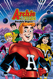 Archie Comics Cover: Archie & Friends Double Digest 1 Adventures In The Wonder Realm Posters by Joe Stanton