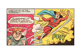 Archie Comics Retro: Pureheart The Powerful Comic Panel; Pop! (Aged) Prints